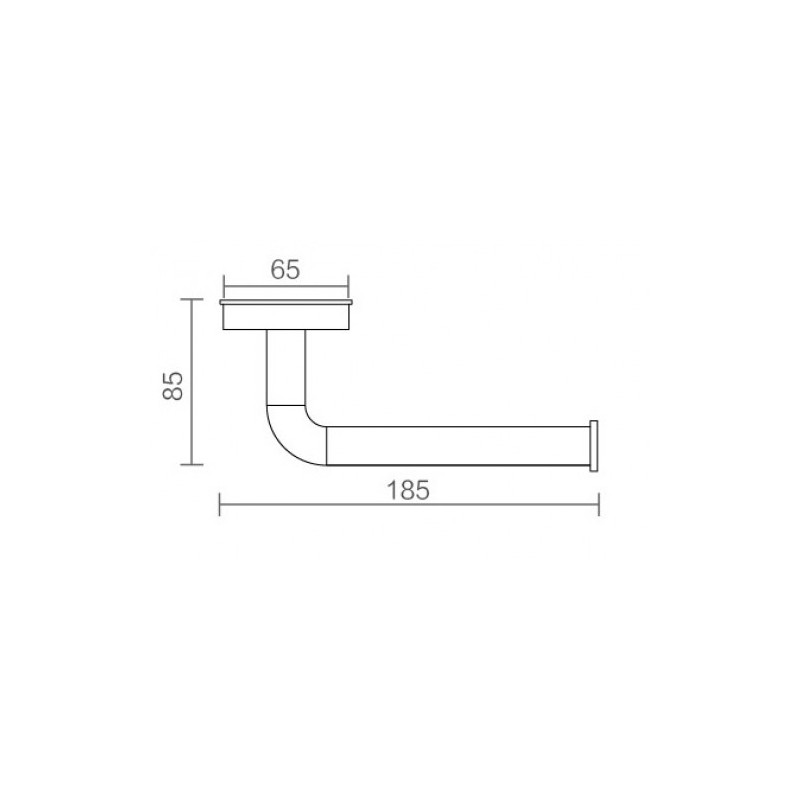 suction toilet roll holder style bathroom kitchen. Black Bedroom Furniture Sets. Home Design Ideas