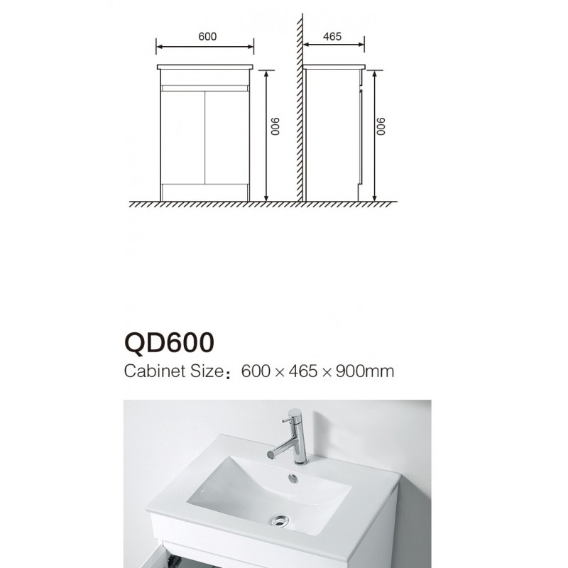 Polyurethane Kitchen Cabinets: White Gloss Polyurethane Cabinet With Kickboard, Soft